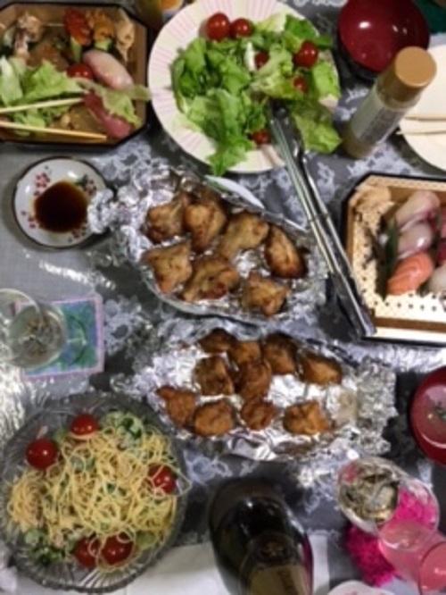 お祝い料理
