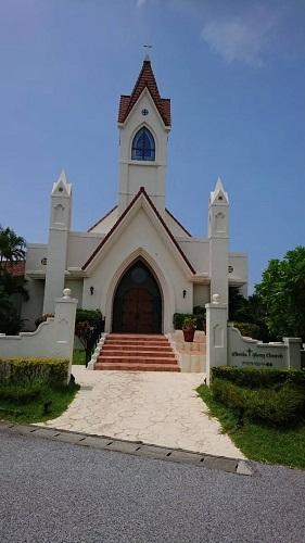 アリビラの教会